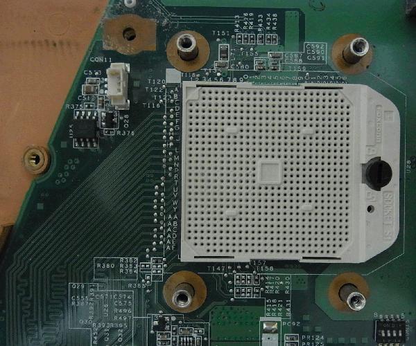 Socket S1の形状