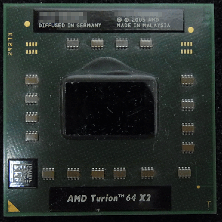 AMD Turion×64 TL-66 2.30GHz