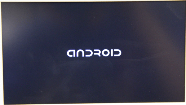 androidのロゴ