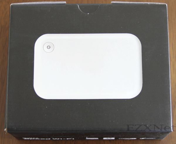 3日後に到着したWiMAXのルータです。 型番はURoad-8000です。<br /> これから開封して設定までしてみたいと思います。 設定に使用するデバイスはMacbookAir(Mac OS X 10.7 Lion )です。