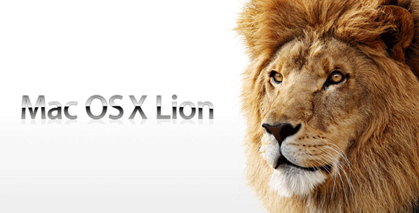 Mac OSX Lion 10.7