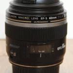 EF-S60mm F2.8 マクロ USMを購入しました