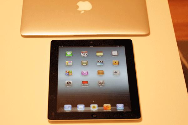 Macbook Airと一緒に