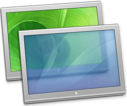 Macから画面共有(Screen Sharing).appで接続する事が目標です。