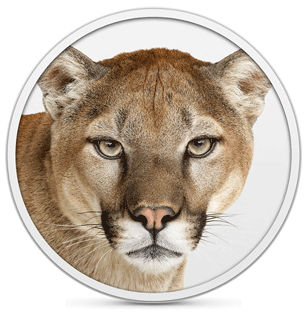 MacOS X Mountain Lion 10.8