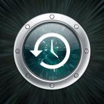 TimeMachine.appを使ってバックアップを作成する事ができます。