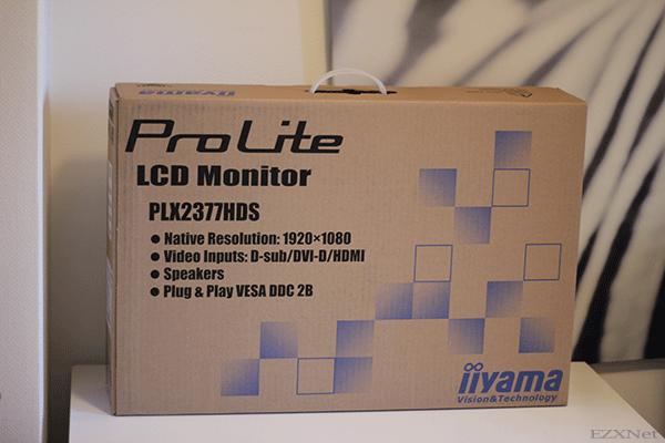 PLX2377HDS-B1の外箱