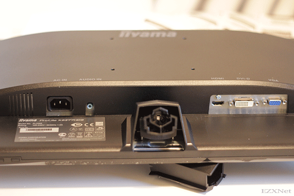 PLX2377HDS-B1本体の各種ポート