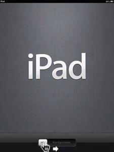 iPadの初期設定 iOS6版1