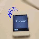 iPhoneのWi-Fi設定方法