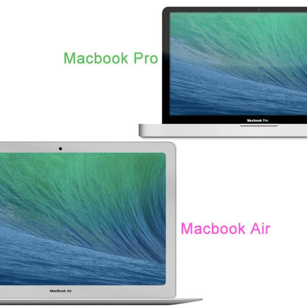 Macbook Proのディスクを共有してMacbook Airからリモートディスクを使います。