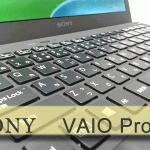 SONY Vaio Pro11は薄くてとにかく速い