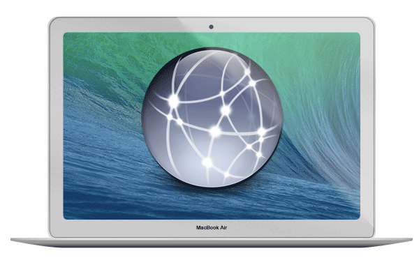 MacのIPアドレスの固定方法