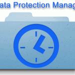 DPM 保護エージェントのバックアップを作成