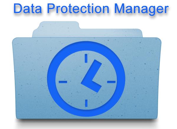 Data Protection Managerの管理コンソールから保護エージェントがインストールされたコンピュータをスケジュール通りにバックアップするようにします
