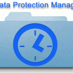 Data Protection Manager 保護グループの復元