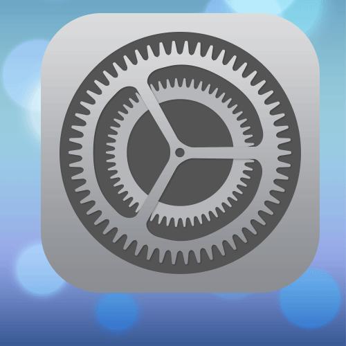 iPadのiOSのバージョンのアップデートをします