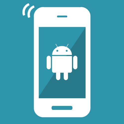 Android OSのスマートフォンでWi-Fi接続をする時にWPS機能を使って接続する方法です