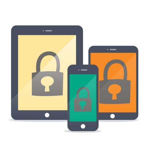 iPadの「アクティベーションロック」という機能を使ってiPadのセキュリティを保護するための設定をします