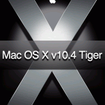 Mac OS 10.4 TigerのPPPoE接続設定方法