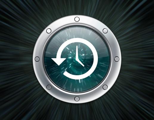 Time Machineで外付けディスクにバックアップを作成する方法
