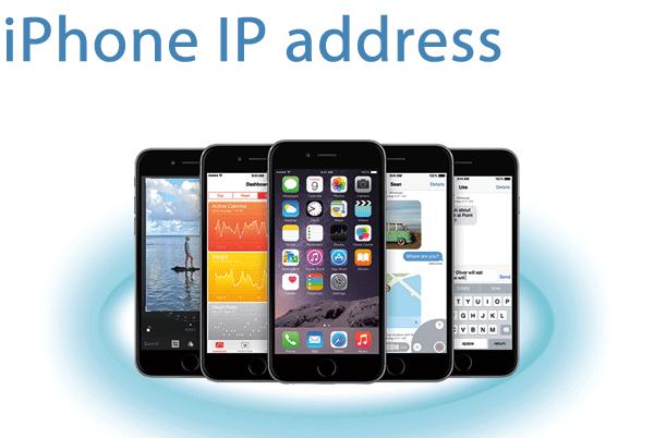 iPhoneがWi-Fiネットワークに接続しているときのIPアドレスの確認方法を紹介します