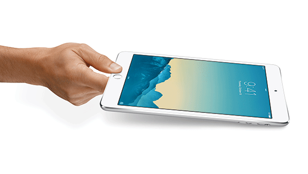 iPad mini 3の初期設定
