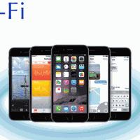 iPhone6 Wi-Fi接続設定方法