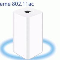 iPhone6からAirMac Extreme 802.11acの初期設定方法