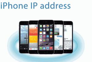 iPhone6 IPアドレスの自動取得方法