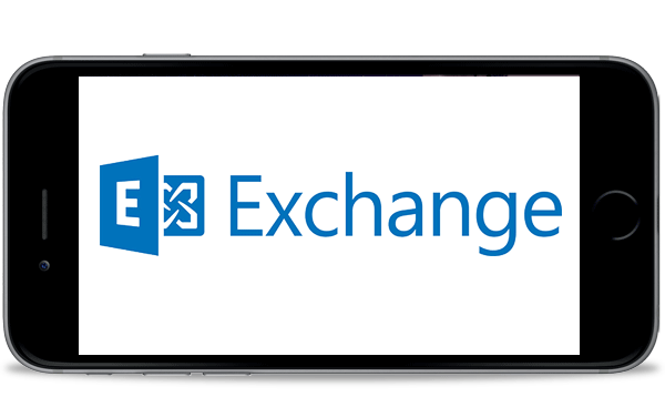 iPhone6 OutlookアプリにExchangeメール設定方法