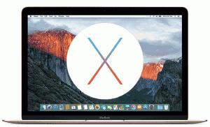 Mac OS X 10.11 El Capitanをインストールする方法